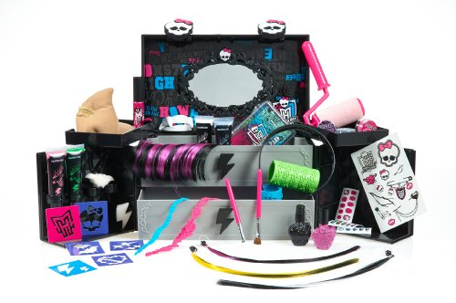 Monster High Monsterfy Make-Up Case (Create A Monster High Character)