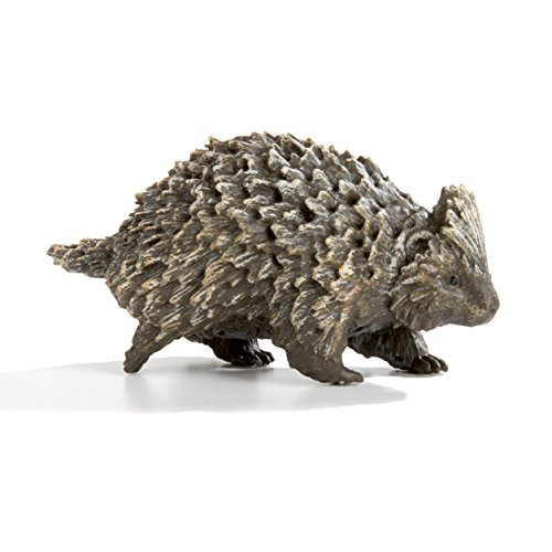 Safari Ltd. North American Wildlife - Porcupine - Quality Construction from Phthalate, Lead and BPA Free Materials - for Ages 3 and Up