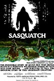 Sasquatch, the Legend of Bigfoot 27 x 40 Movie Poster - Style A