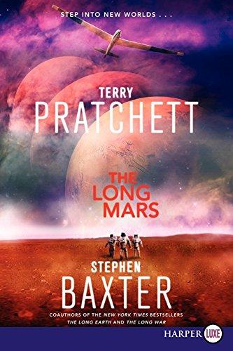 Read Online The Long Mars: A Novel (Long Earth) ebook