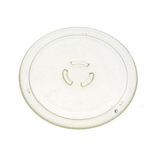 Wpro ttb010 - Bandeja de cristal para microondas intégrables ...