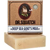 Deep Sea Goat's Milk Soap - Oatmeal Goat Milk Soap Bar for Dry Skin and Eczema - Exfoliating and Moisturizing with…