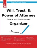 Will, Trust, and Power of Attorney Creator and Estate Records Organizer, Sanket Mistry, 1940788005