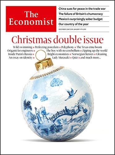 Magazine Economist - The Economist - US Edition