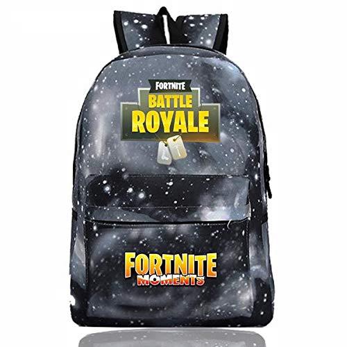 Fortnite - Mochilas de juego para niños (regalo gratis): Amazon.es: Oficina y papelería