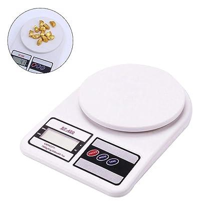 Balanzas electrónicas de 320 g, escalas de alta precisión para hornear en la cocina para