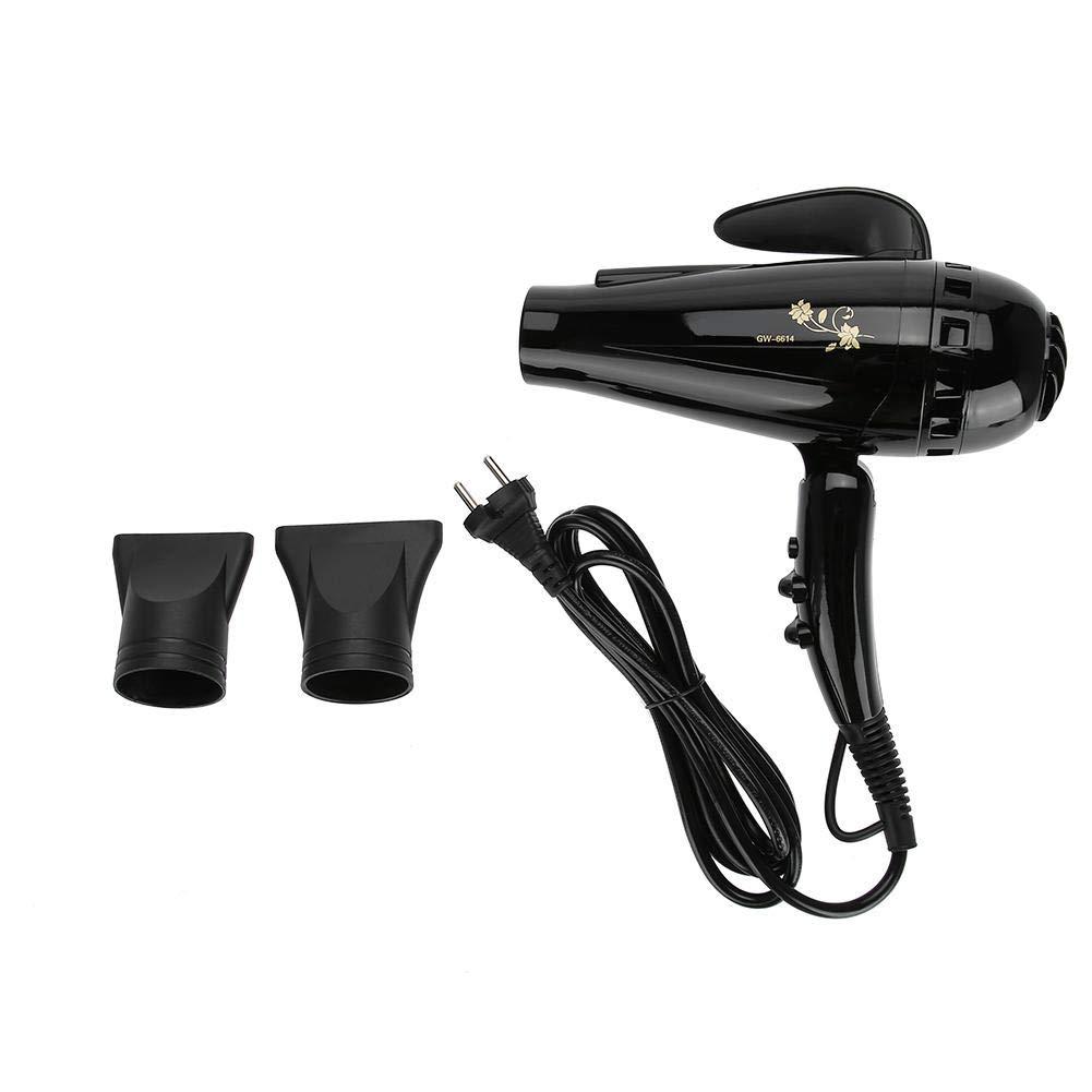 Secador de ion del agua de la temperatura constante 3000W, secador de pelo plegable, hogar profesional, fácil llevar<br/>: Amazon.es: Belleza