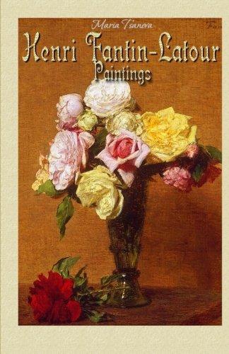 Fantin Painting Latour - Henri Fantin-Latour: Paintings