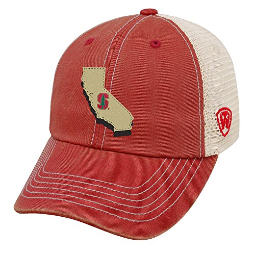 new style 85fa5 eeb10 Stanford Cardinal Fitted Hats