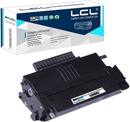 LCL Compatible Cartucho de tóner 407166 SP100 SP112 1200 Páginas ...