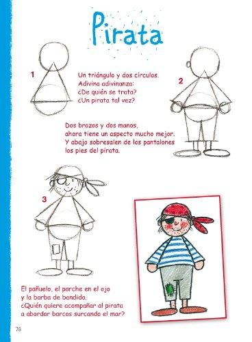 Escuela de dibujo para niños / Childrens Drawing School: Aprende a dibujar paso a paso de forma fácil y divertida / Learn How to Draw Step by Step in an ...