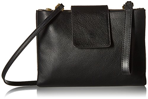 Fossil Carly Mini Bag, Black