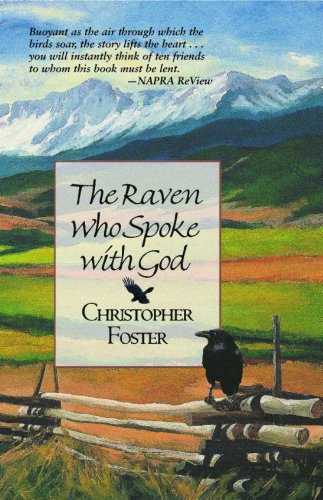 Book cover image for The Raven Who Spoke with God