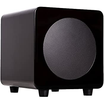 Kanto SUB6GB Powered Subwoofer (Gloss Black)