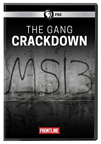 FRONTLINE: The Gang Crackdown DVD by PBS Home Video