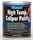 Eastwood Long Lasting Heat Resistant Red Caliper Paint 16 oz