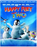 Happy Feet Two (Blu-ray/DVD Combo + UltraViolet Digital Copy)