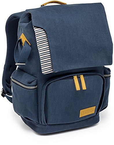 National Geographic NG MC 5350 Medium Backpack for Personal Gear, Laptop, DSLR (Multi Color) by National Geographic