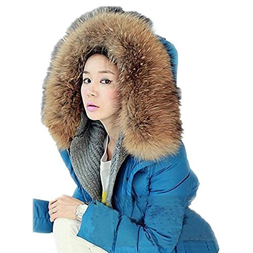 Genuine Raccoon Fur Scarf Nature Fur Scarves Womens for sale  Delivered anywhere in USA