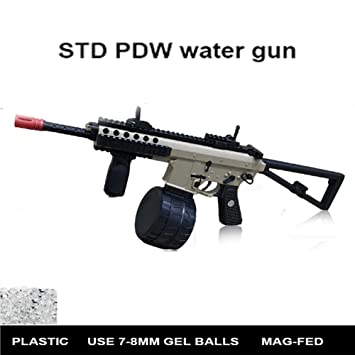 SHUNDATONG Toy Gun STD PDW Gel Ball Blaster Water Crystal