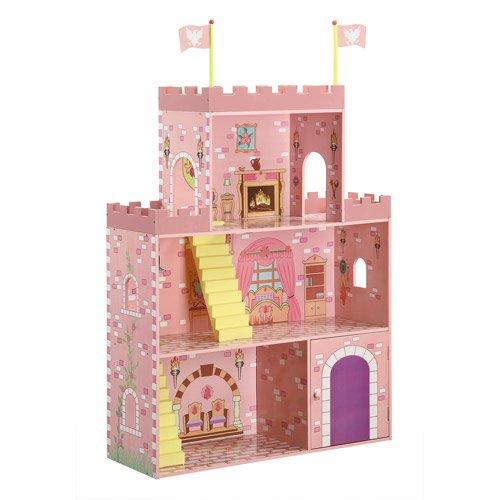 Badger Basket Fantasy Play Castle Doll House