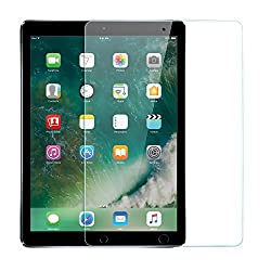 iPad Pro 10.5 in Screen Protector, Anker [ Double Defense ] Premium Tempered-Glass Tablet Screen Protector with Retina Display