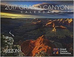 Kimberly cain arizona highways 2017 grand canyon calendar arizona highways fandeluxe Images