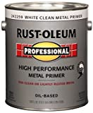 Rustoleum Professional 242259 1 Gallon 100VOC Clean Metal Primer
