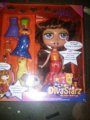 Diva Starz Nikki by Mattel