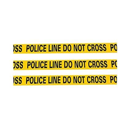 amazon com fun express caution tape police line do not cross 20