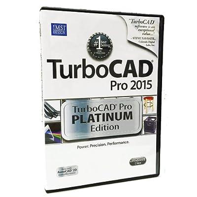NEW TurboCAD Pro Platinum 2015