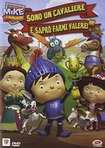 mike il cavaliere #04 - sono un cavaliere e sapro' farmi valere dvd Italian Import by animazione (Il Mike Cavaliere)