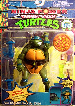 Amazon.com: Teenage Mutant Ninja Turtles Ninja Power Mutatin ...