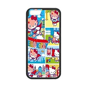 """JamesBagg Phone case Hello Kitty Pattern Protective Case For Apple Iphone 6,4.7"""" screen Cases Style 5"""