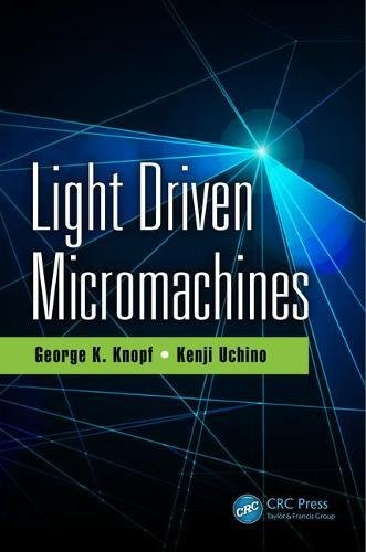 Light Driven Micromachines-cover