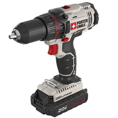 PORTER-CABLE PCCK614L4 20V MAX Lithium Ion 4-Tool Combo Kit by PORTER-CABLE