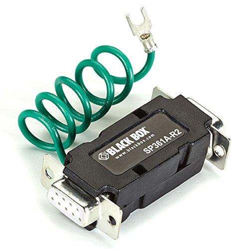 - Black Box RS-232 Surge Protector, DB9