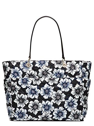 Kate Spade Emerson Place Floral Print Pauline Baby Bag, Black Multi