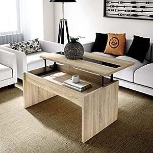 Mueble Mesa de Centro, Mesa Centro Extensible, Mesas de ...