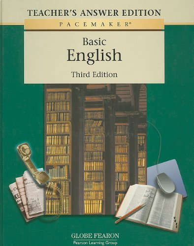 Basic English Teacher's Answer Edition, 3rd edition (Pacemaker Curriculum : Careers)
