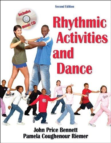Rhythmic Activities+Dance W/Cd