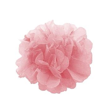 Amazon Com Glumes 20 Pcs 14 Inch Paper Flower Decorations Crepe