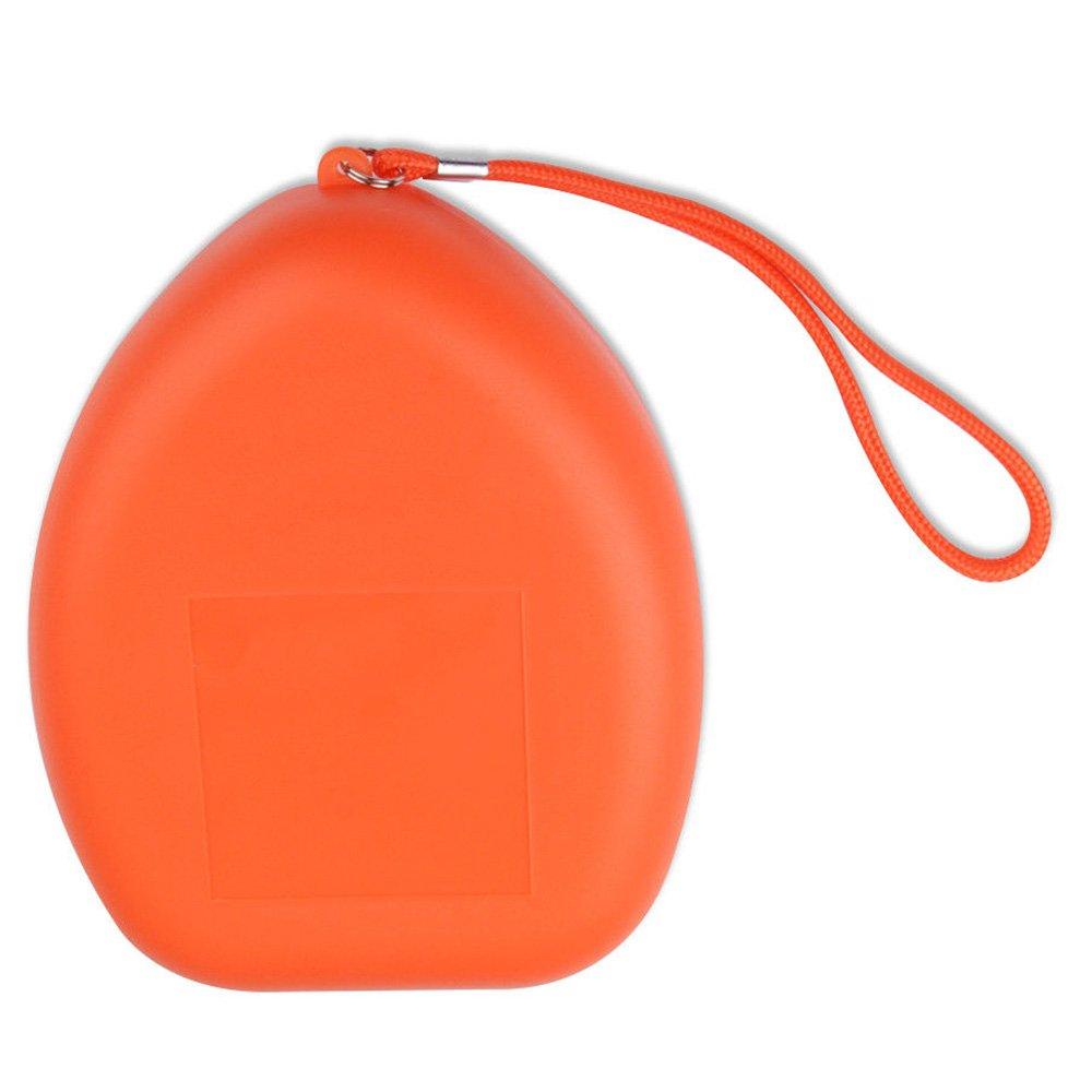 YooGer Máscara de CPR de Bolsillo, Mascarilla de ...
