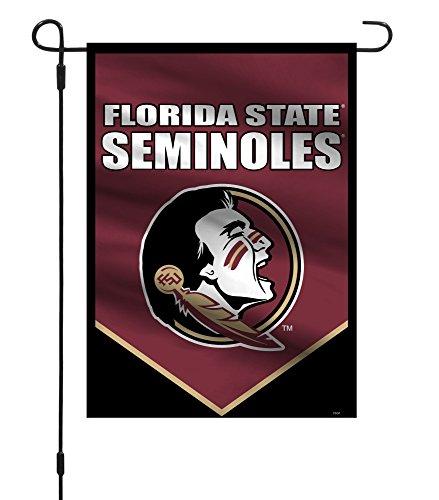 Fremont Die NCAA Florida State Seminoles Garden Flag, 12