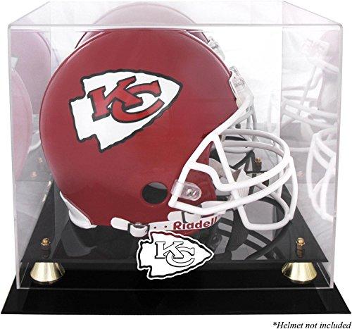 Mounted Memories Kansas City Chiefs Helmet Display Case ()