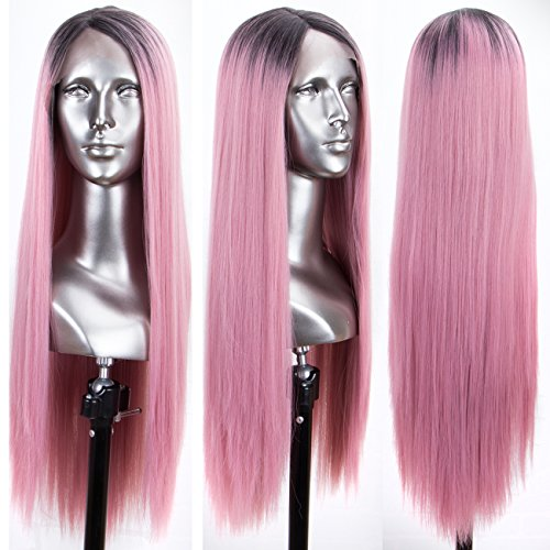 Persephone Glueless Lace Synthetic Wig product image