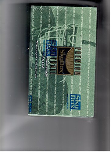 1995 Premium Skybox Football Sealed ()