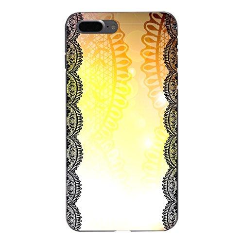 "Disagu Design Case Schutzhülle für Apple iPhone 7 Plus Hülle Cover - Motiv ""Light Lace"""