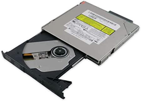 USB 2.0 External CD//DVD Drive for Compaq presario cq40-424tu