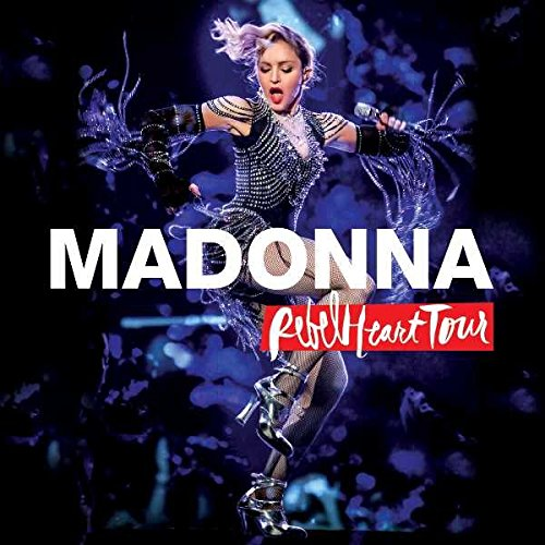 Rebel Heart Tour [CD/Blu-Ray] (Best Madonna Music Videos)